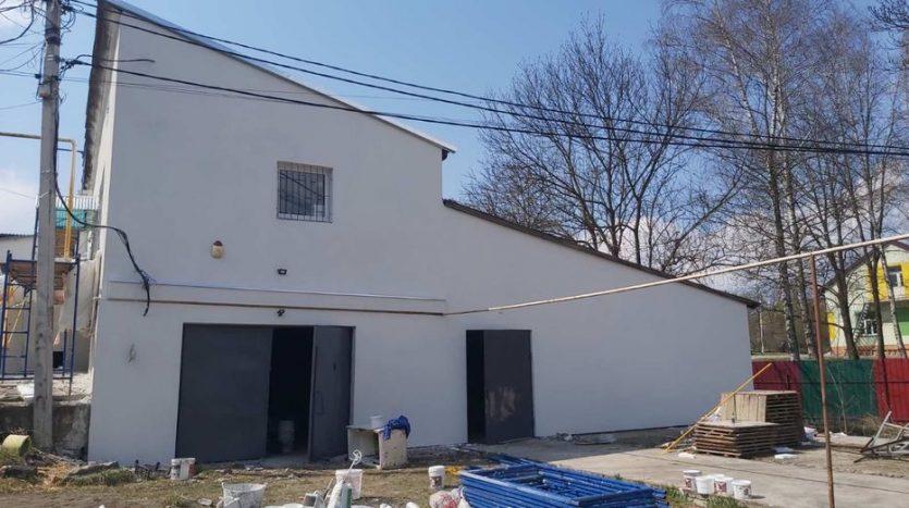 Satılık - Kuru depo, 810 m2, Lviv - 2