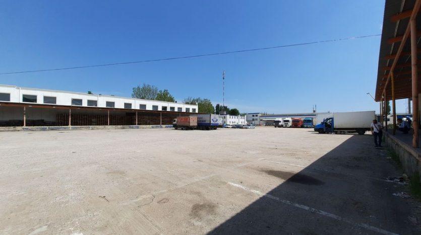 Аренда - Сухой склад, 1500 кв.м., г. Одесса - 3