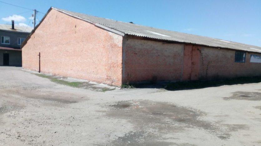 Sale - Dry warehouse, 581 sq.m., Lubny