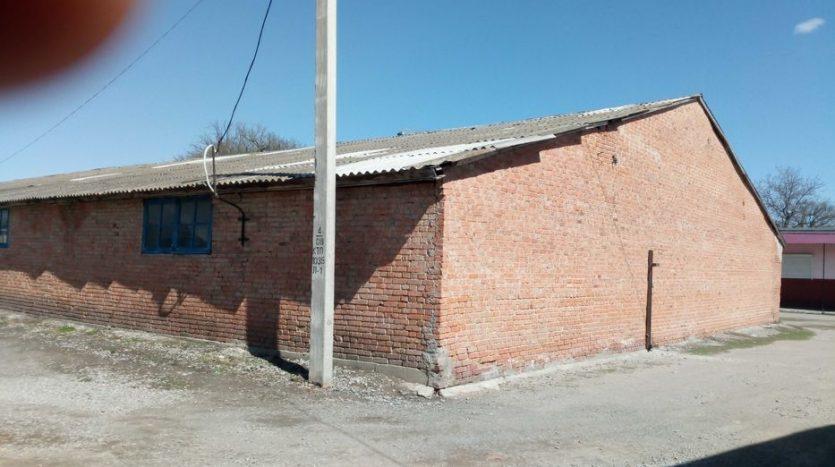 Sale - Dry warehouse, 581 sq.m., Lubny - 2
