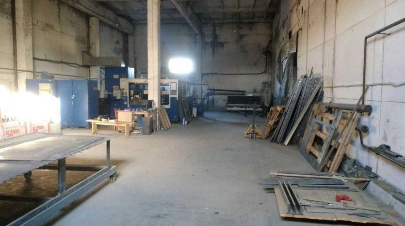 Продаж - Теплий склад, 1248 кв.м., м Київ - 13
