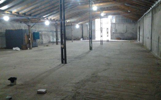 Sale – Warm warehouse, 3200 sq.m., Vinnytsia