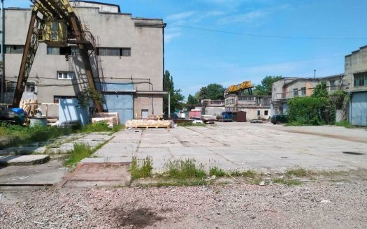 Rent – Dry warehouse, 844 sq.m., Odessa