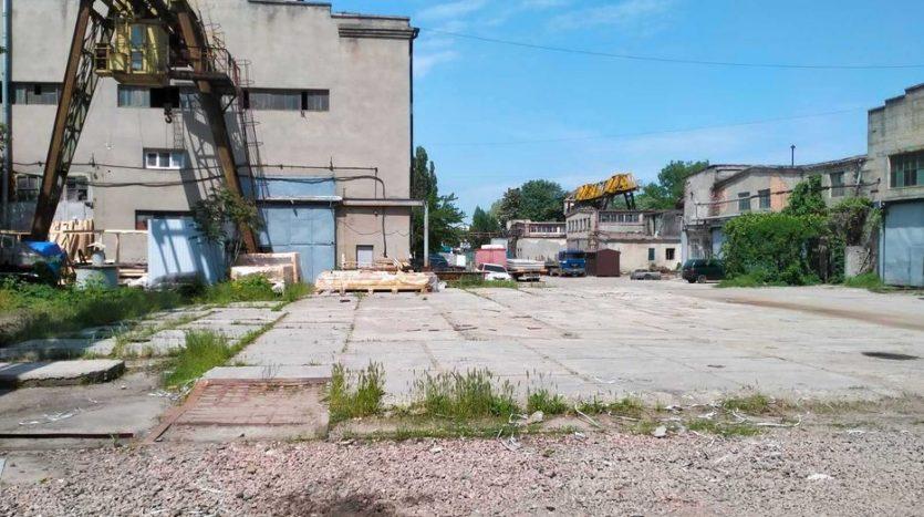 Rent - Dry warehouse, 844 sq.m., Odessa