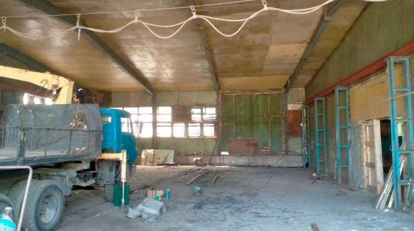 Rent - Dry warehouse, 844 sq.m., Odessa - 2