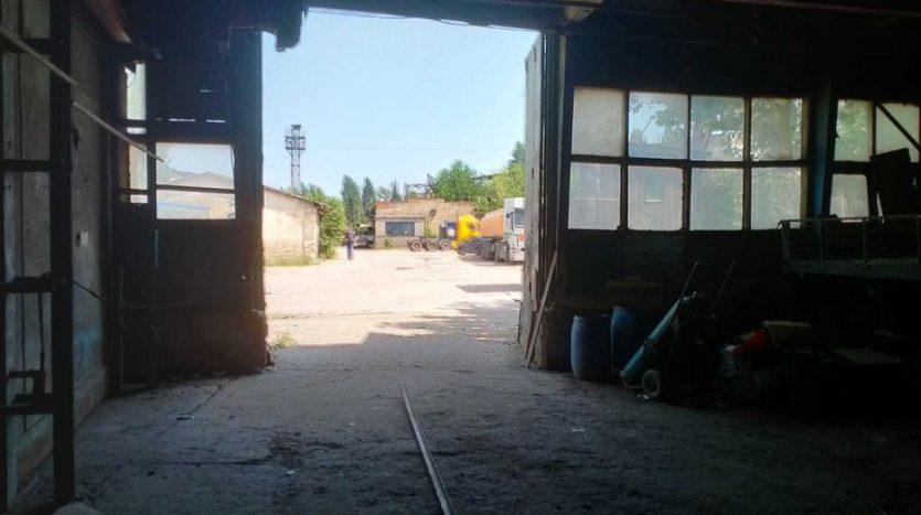 Rent - Dry warehouse, 844 sq.m., Odessa - 7