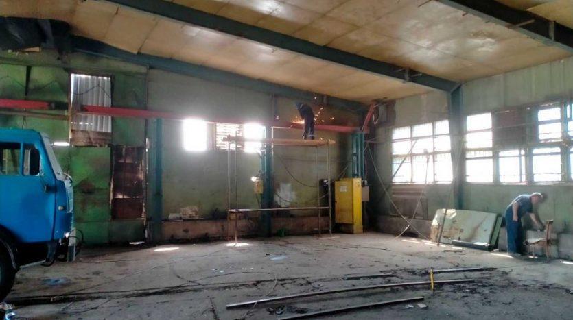 Rent - Dry warehouse, 844 sq.m., Odessa - 8