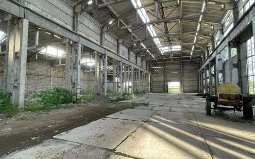 Satılık – Kuru depo, 2335 m2, Nikolaev