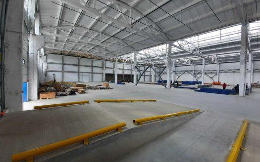 Аренда — Неотапливаемый склад, 3456 кв.м., г. Рясное