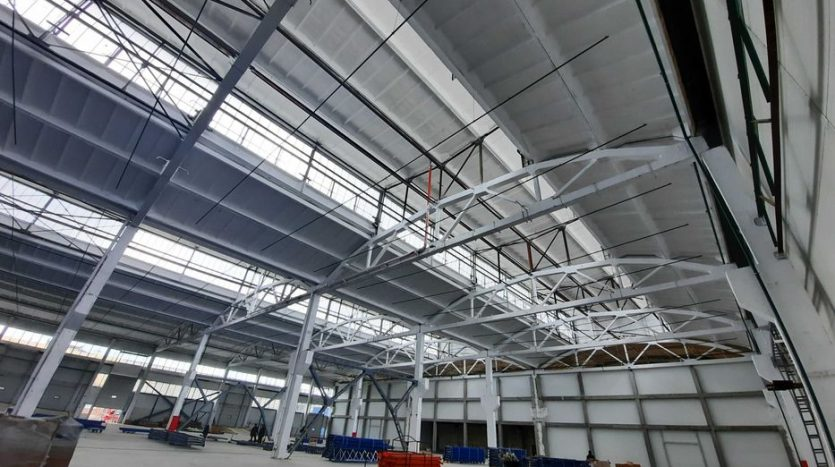 Оренда - Літній склад, 3456 кв.м., м Рясне - 8