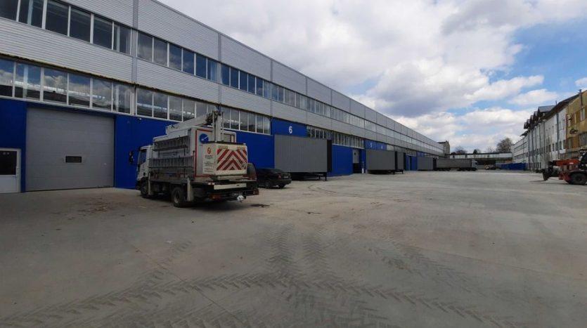 Оренда - Літній склад, 3456 кв.м., м Рясне - 7