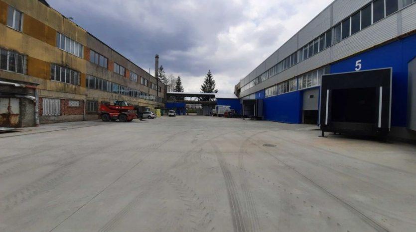 Оренда - Літній склад, 3456 кв.м., м Рясне - 6