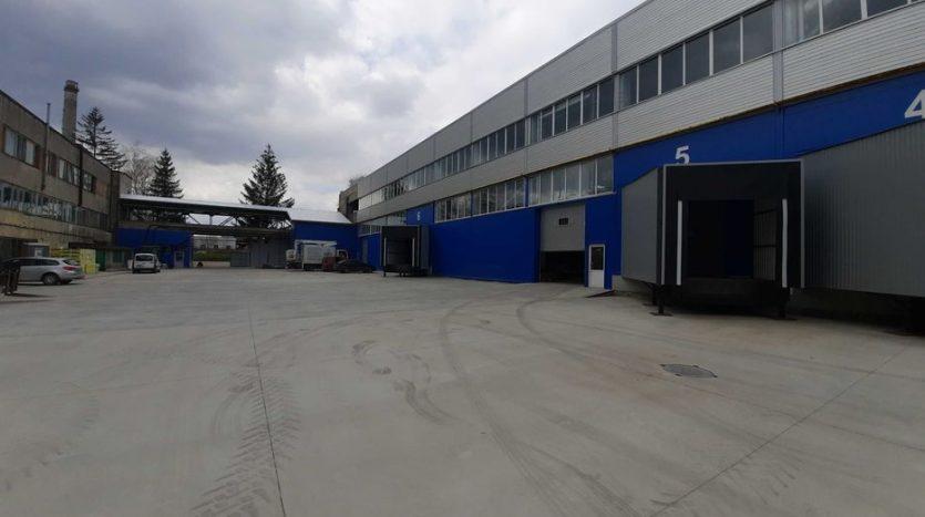 Оренда - Літній склад, 3456 кв.м., м Рясне - 5