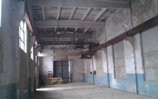 Sale – Dry warehouse, 1200 sq.m., Nikolaev