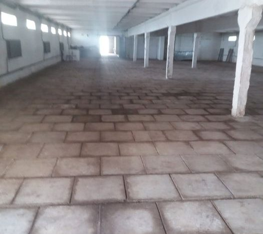 Rent - Warm warehouse, 500 sq.m., Maly Shpakov - 2