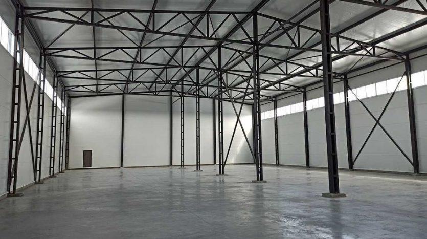 Продажа - Сухой склад, 1020 кв.м., г. Святопетровское