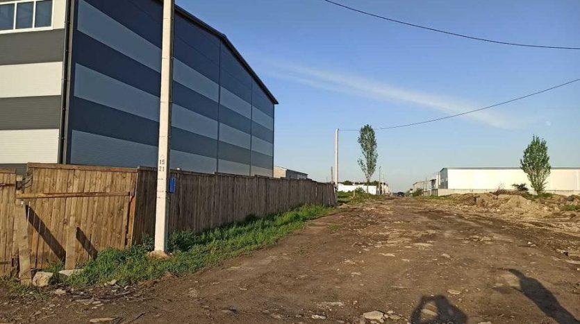 Продажа - Сухой склад, 1020 кв.м., г. Святопетровское - 2