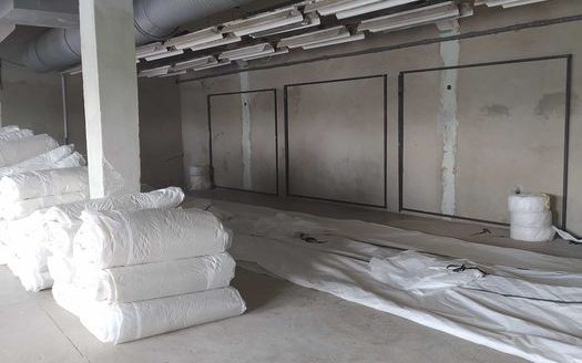 Rent – Warm warehouse, 570 sq.m., Kharkov