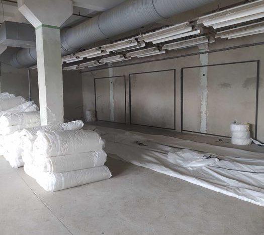 Rent - Warm warehouse, 570 sq.m., Kharkov