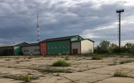 Satılık – Kuru depo, 6370 m2, Novodnestrovsk