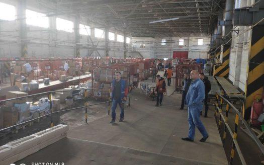 Kiralık – Kuru depo, 2062 m2, Nikolaev