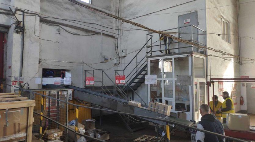 Оренда - Сухий склад, 2062 кв.м., г. Николаев - 2