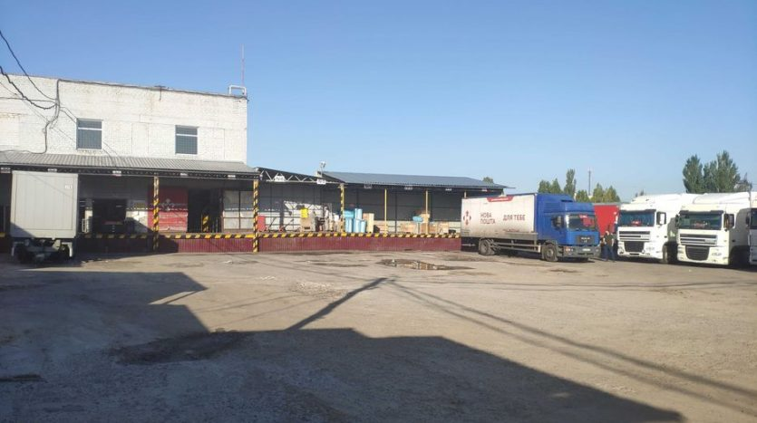 Оренда - Сухий склад, 2062 кв.м., г. Николаев - 7