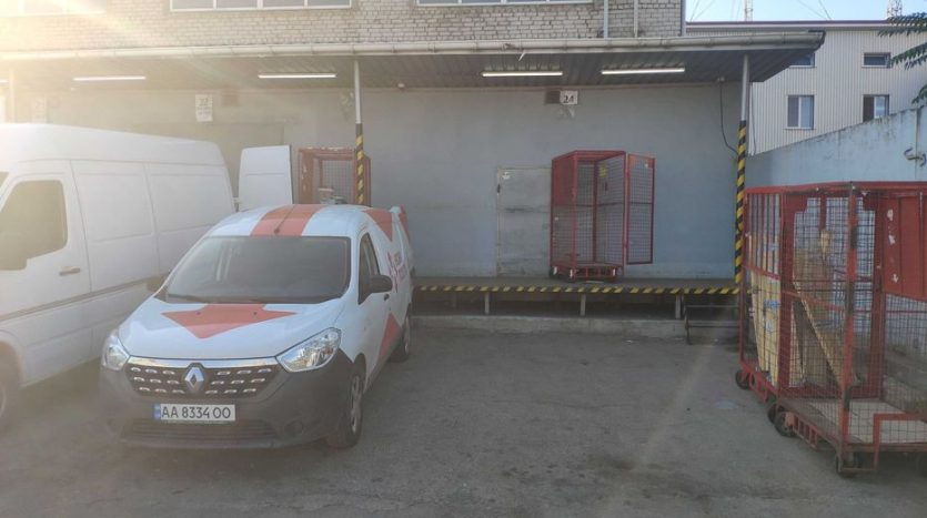 Оренда - Сухий склад, 2062 кв.м., г. Николаев - 12