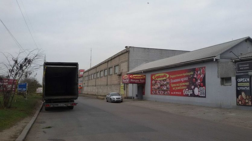 Оренда - Сухий склад, 2062 кв.м., г. Николаев - 14