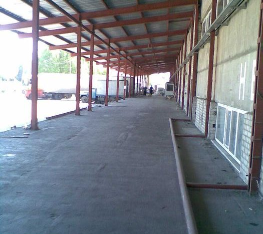 Rent - Dry warehouse, 500 sq.m., Dnipro - 2