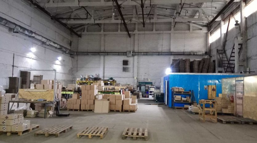 Rent - Dry warehouse, 500 sq.m., Dnipro - 3