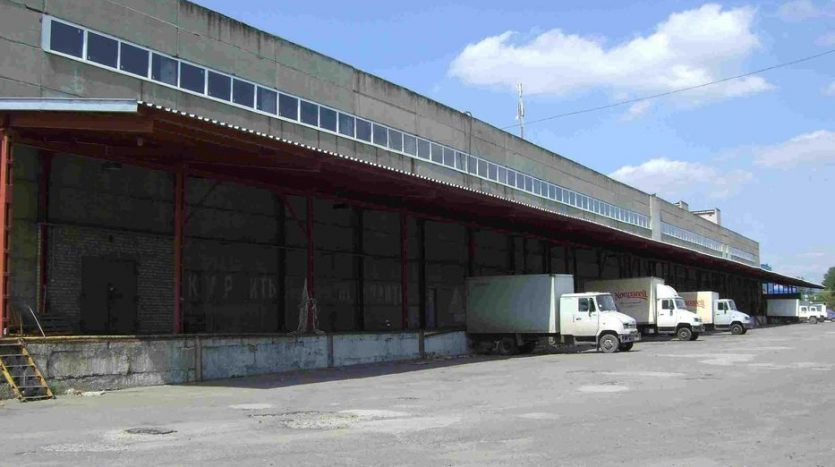 Kiralık - Kuru depo, 1500 m2, Dnipro