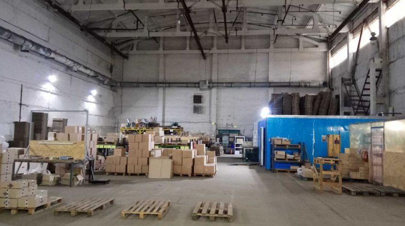 Оренда - Сухий склад, 1500 кв.м., м Дніпро - 3