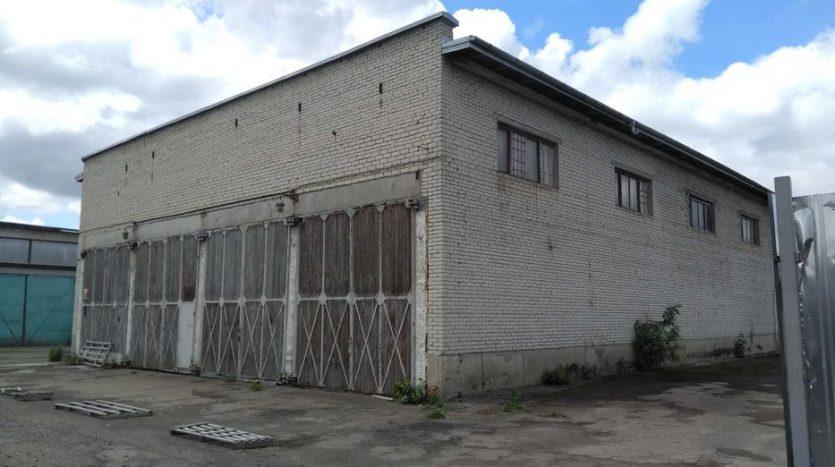 Продажа - Сухой склад, 755 кв.м., г. Стрый - 5
