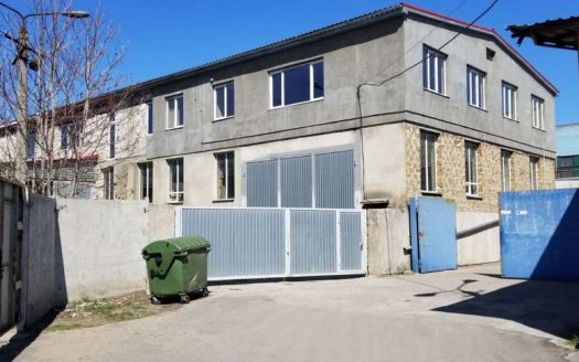 Аренда — Сухой склад, 550 кв.м., г. Одесса
