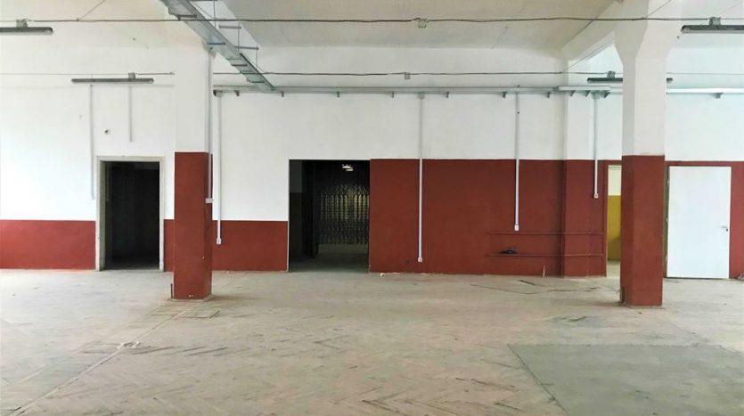 Аренда - Сухой склад, 835 кв.м., г. Львов