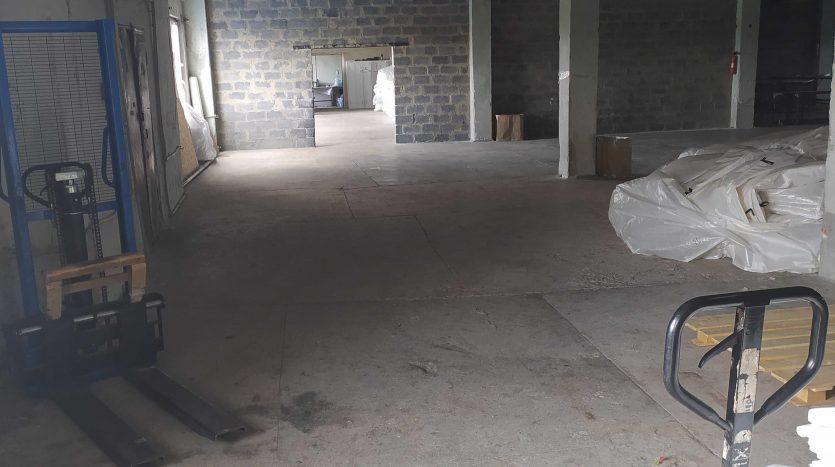 Rent - Warm warehouse, 570 sq.m., Kharkov - 4