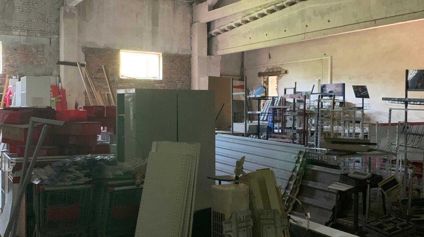 Sale - Warm warehouse, 2110 sq.m., Kharkov - 11