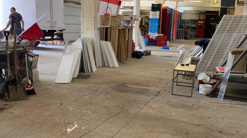 Sale - Warm warehouse, 2100 sq.m., Kharkov - 9