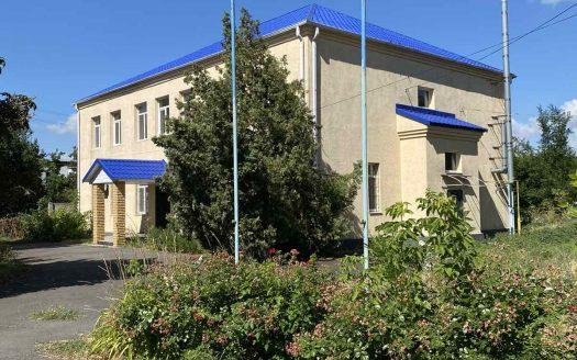 Продажа производственно-складского комплекса 3842 кв.м. г. Днепр