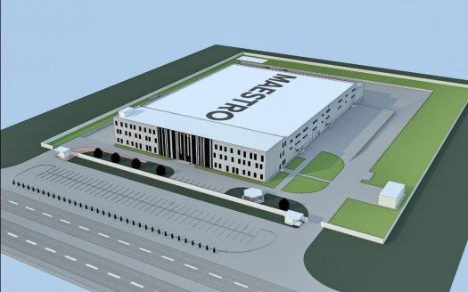 Rent warehouse in a logistics complex 16860 sq.m. Vyshneve