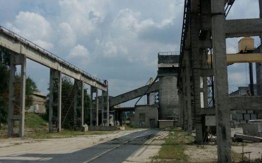 Аренда открытой площадки и склада 2200 кв.м. г. Харьков