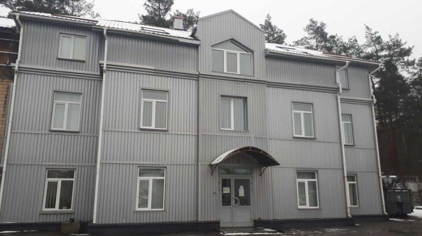 Аренда - Теплый склад, 2523 кв.м., г. Чайки - 19