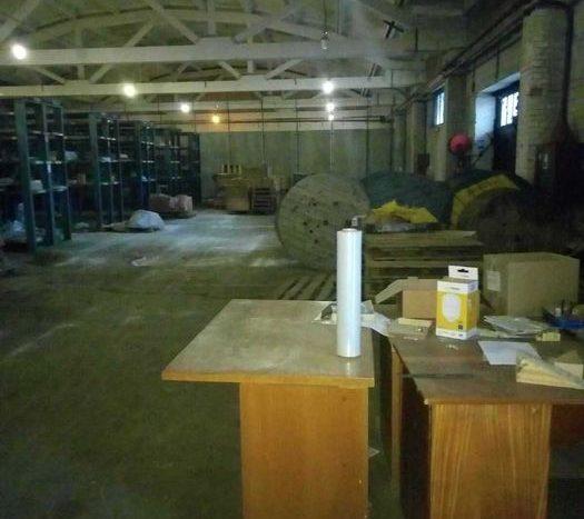 Аренда - Теплый склад, 2523 кв.м., г. Чайки - 15