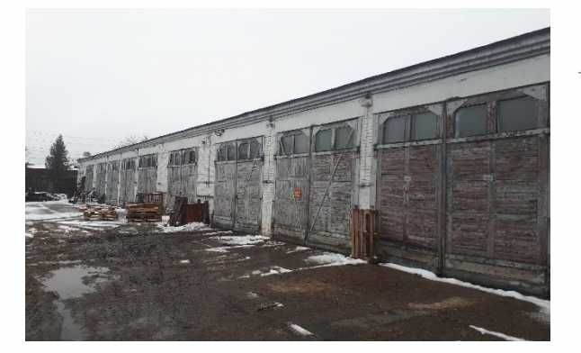 Аренда - Теплый склад, 2523 кв.м., г. Чайки - 13
