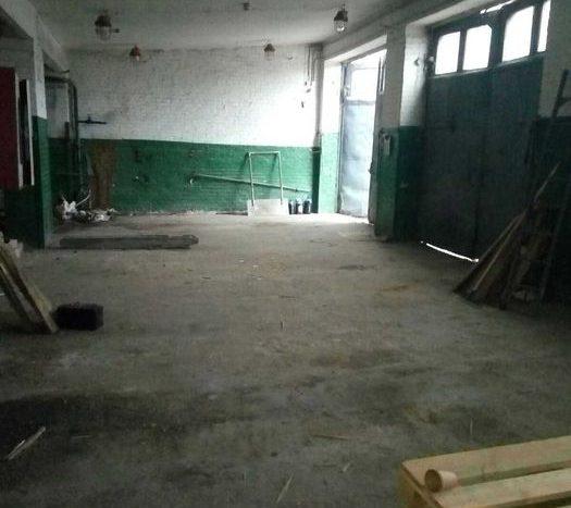 Аренда - Теплый склад, 2523 кв.м., г. Чайки - 2