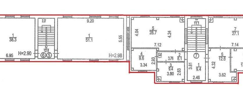 Аренда - Теплый склад, 2523 кв.м., г. Чайки - 4