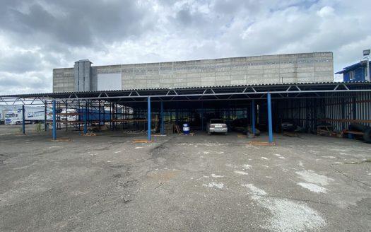 Rent – Warm warehouse, 1250 sq.m., Chernivtsi