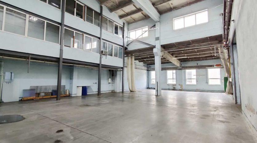 Rent - Warm warehouse, 500 sq.m., Dnipro