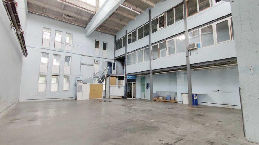 Rent - Warm warehouse, 500 sq.m., Dnipro - 2